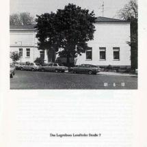 Das Logenhaus in der Lemförder Straße 7.