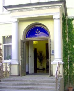 Das Logenhaus in der Lemförder Straße.